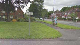 Crossacres Road, Whythenshawe