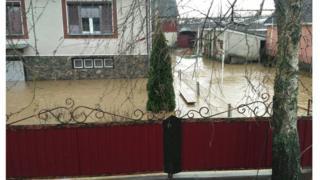 Паводок на Закарпатье