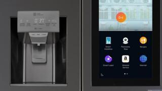 LG's latest fridge has Wi-Fi and over 6,000 skills