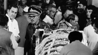 इंदिरा गांधी की हत्या