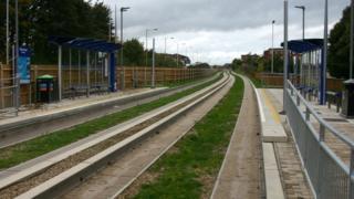 Luton-Dunstable Busway