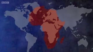 По оценка ООН, к 2100 году 40% населения Земли будут африканцами.