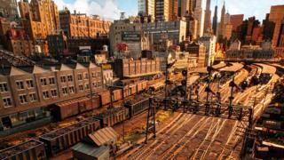 I am railing: Sir Rod Stewart reveals his epic model railway city