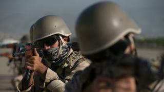 تصویری از رزمایش اخیر نیروهای زمینی سپاه در غرب ایران