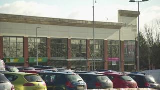 Ellesmere Shopping Centre in Walkden