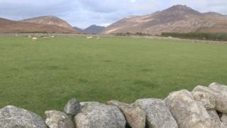 Parts of the Mourne Mountains have been damaged by hill walkers overgrazing, weathering and the impact of wildfires.