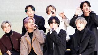Coronavírus: grupo de k-pop BTS pede aos fãs que fiquem longe de shows para evitar transmissão