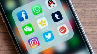 Иконице за друштвене мреже