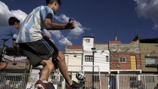 futbol en Argentina