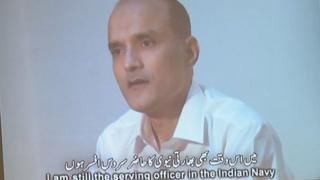 انڈیا، جاسوس، کلبھوشن