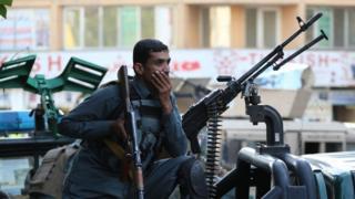 2018年5月9日,喀布尔发生多起袭击已造成多人伤亡。