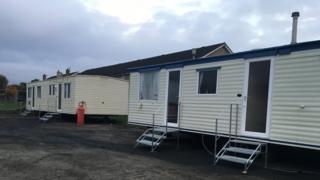 Eglinton mobile home