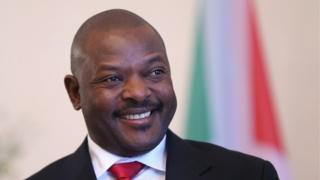 Prezida Pierre Nkurunziza yagiriza France 3 kumusiga iceyi
