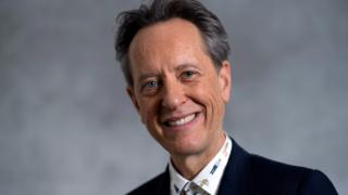 Richard E Grant goes travelling for BBC book series