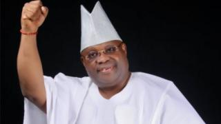 Senator Ademola Adeleke go contest wit odas from different political party for Sept. 22 osun state governorship election