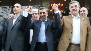 بقایی، مشایی و احمدینژاد