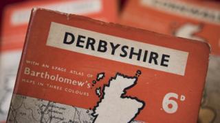 Penguin Guides Derbyshire edition