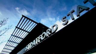stratford station