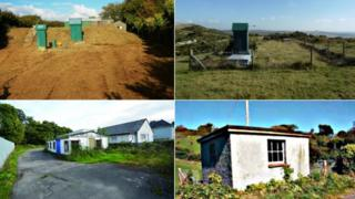 Various disused sites being auctioned