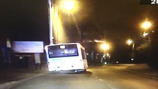 Stolen bus Coseley