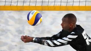 Ebola ngo nta mpungenge iteye irushanwa rya beach volley ball mu Rwanda