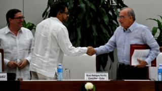 Переговоры на Кубе