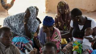 Quelque 300 000 personnes ont quitté le nord et l'est du Burkina Faso à cause des violences djihadistes.
