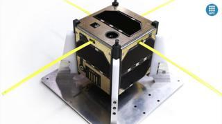 قمر اصطناعي صغير سيتم إطلاقه إلى الفضاء لجمع معلومات بيئية