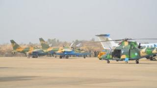 واحدهای هوایی نیجریه