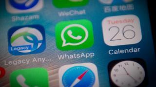 WhatsApp app icon