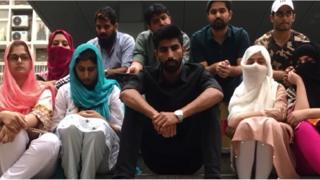 پاکستانی طلبا