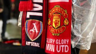Arsenal Man United