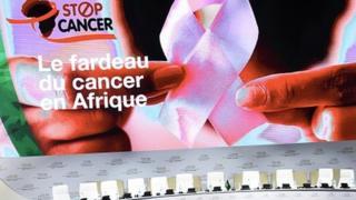 La chimio gratuit pour le cancer du sein et du col de l'utérus au Sénégal.