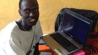 Torpout Nyarikjor a de grandes ambitions sur la façon dont il peut changer des vies pour le meilleur.