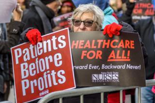 Obamacare và nước Mỹ