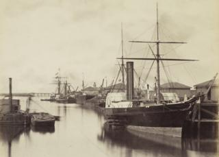 Granton ships
