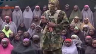 Shekara hudu kenan da sace su, amma har yanzu sama da 'yan mata 100 na hannun 'yan Boko Haram