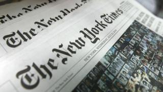 《紐約時報》