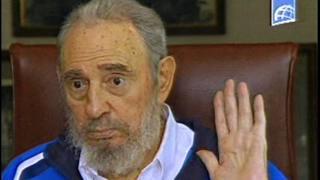Fidel Castro en 2009.