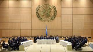 Suriye Cenevre görüşmeleri