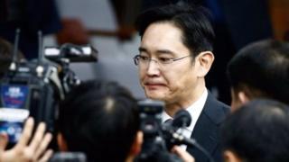 Lee Jae-yong ni we arongoye Samsung vy'imfatakibanza kuva se wiwe agwaye mu 2014