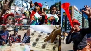 Xiisad ka dhalatay doorashada Zimbabwe