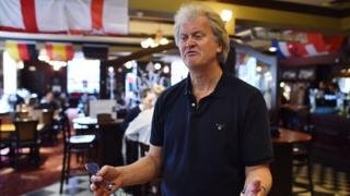 Wetherspoons chairman Tim Martin