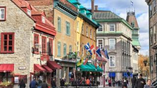 Nhà văn Stacey McKenna đã tới Québec với hy vọng thực hành tiếng Pháp.