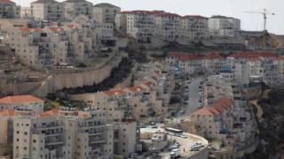 Batı Şeria'da Yahudi yerleşimleri