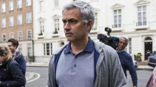 Mourinho anasema wachezaji hao wangejitolea kushiriki mechi