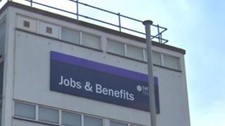 Jobs & Benefits office in Portadown