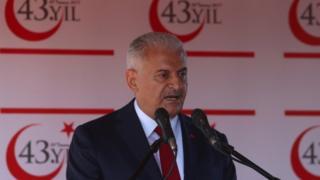 بنعلی ییلدیریم، نخست وزیر ترکیه