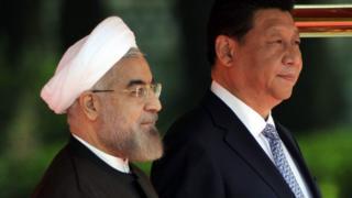 चीन और ईरान