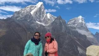 Эверестти багынтууга батынган эр жүрөк айымдар Фурдики менен Нима